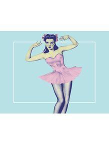 quadro-pin-up-bailarina