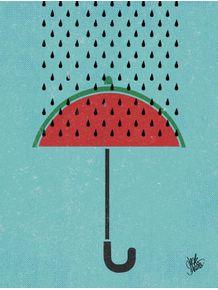 quadro-watermelon-rain