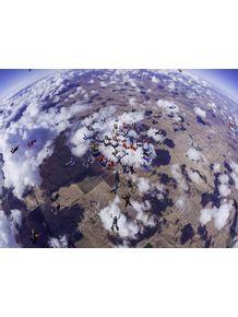 quadro-voando-acima-das-nuvens