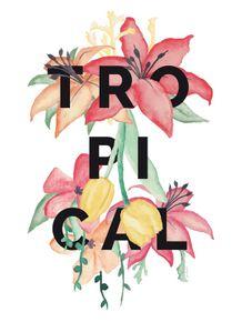 quadro-floral-tropical