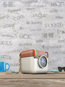 quadro-instagram-3d-camera