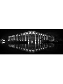 quadro-brasilia--arquitetura-noturna--itamaraty-panoramico-pb