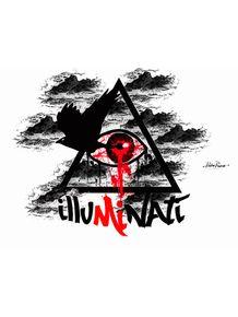 quadro-olho-dos-illuminati