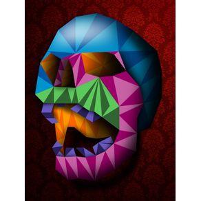 quadro-colors-skull