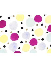 quadro-polka-dots-pink