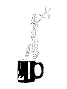 quadro-fumaca-de-cafeina