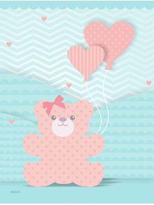 quadro-urso-laco-coracao