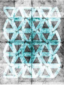 quadro-blue-triangles