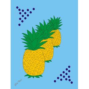 quadro-pineapples