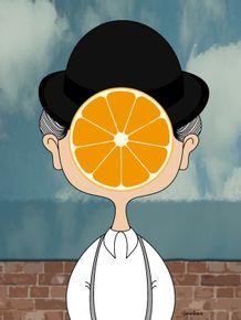 quadro-laranja-magritte
