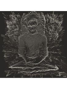 quadro-buddha-2-black-and-lines
