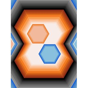quadro-hexagons