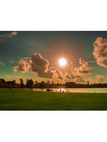 quadro-sunrise-in-hyde-park