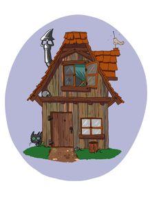 quadro-horror-house