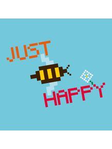 quadro-just-bee-happy