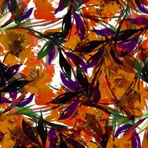 quadro-floral-fiesta--orange
