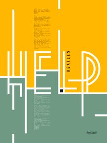 quadro-help-beatles
