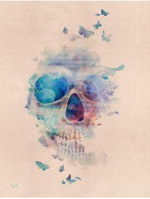 quadro-skull-rainbow