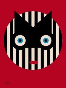 quadro-amor-gata