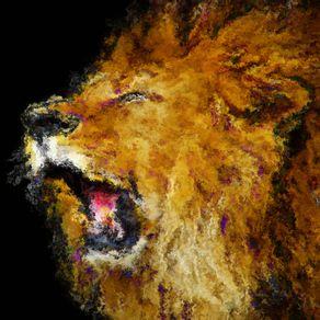 quadro-lion-iv