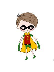 quadro-super-boy--robin