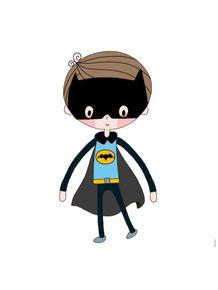 quadro-super-boy--batboy