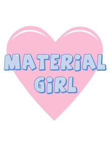 quadro-material-girl