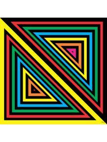 quadro-triangulos-color