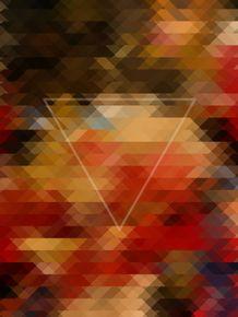 quadro-tri-angulos-x