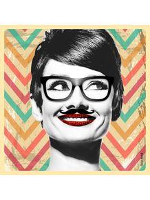 quadro-audrey-hipster-01-quadrado