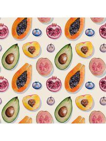 quadro-frutas-aquarela
