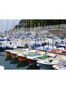 quadro-barcos-no-porto