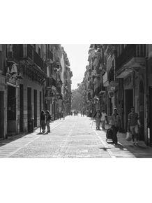 quadro-calle-mayor-pamplona-espanha