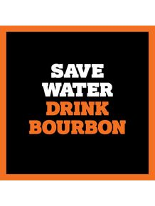 quadro-save-water-drink-bourbon