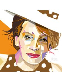 quadro-julia-roberts-pretty