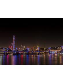 quadro-london-night-city