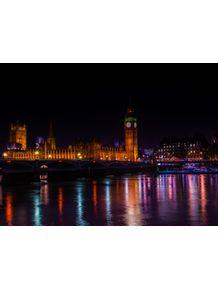 quadro-big-ben-and-house-of-parlament