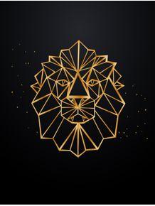 quadro-golden-lion