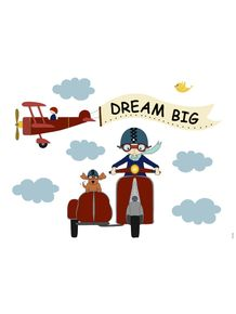 quadro-dream-big-i