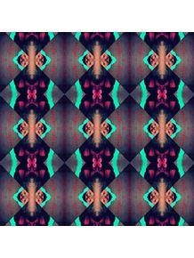 quadro-geometric-triangule-color