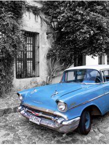 quadro-chevrolet-blue