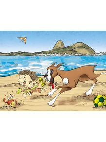 quadro-domingo-na-praia