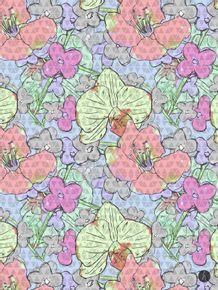 quadro-pattern-floral
