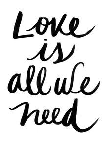 quadro-love-all-we-need