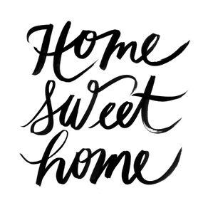quadro-sweet-home-i