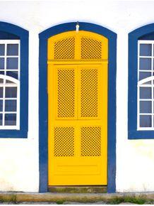 quadro-colonial-azul-e-amarelo