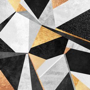 quadro-geometry-gold