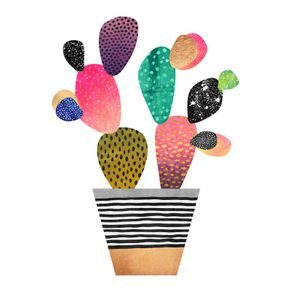 quadro-happy-cactus