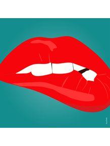 quadro-safado--red-lips