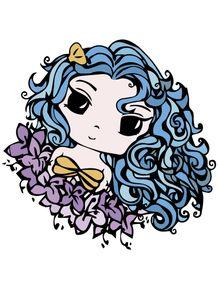 quadro-the-blue-mermaid